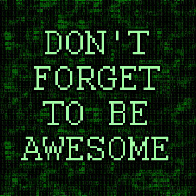 be_awesome