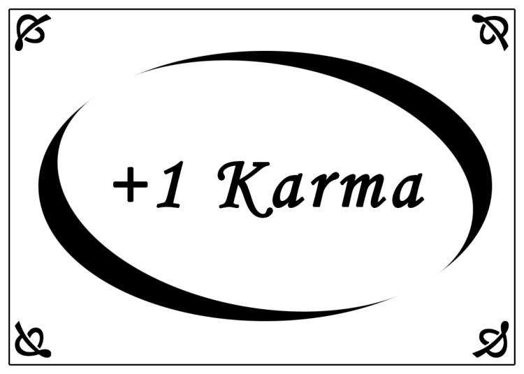 logo - +1karma